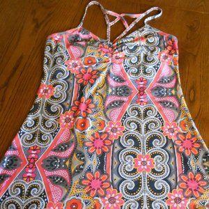 Prana strappy summer dress